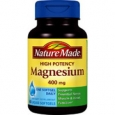 Nature Made Magnesium 400 mg - 60 Liquid Softgels