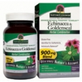 Nature's Answer Echinacea and Goldenseal Root 60 Vegetarian Capsules