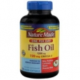 Nature Made Fish Oil One Per Day 1200 mg - 120 Liquid Softgels