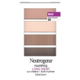 Neutrogena Nourishing Long Wear Eye Shadow + Primer, Mink Brown, .24 oz