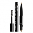 Nyx Cosmetics 3-in1 Brow Pencil Blonde Brand