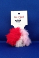 Girls' 3pk Faux Fur Hair Elastics - Cat & Jack??