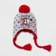 "Warner Bros. Justice League ""Rule"" Peruvian Hat - Gray"