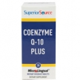 Superior Source Coenzyme Q10 Plus 30 MicroLingual Tablets