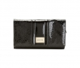 Kenneth Cole Reaction Wallet, Dress to Impress Flap Clutch (Black)