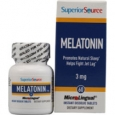 Superior Source Melatonin 3 mg - 60 Instant Dissolve Tablets
