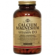 Calcium Magnesium with Vitamin D3 300 Tablets