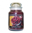 Cheerful Candle Cranberry Orange Candle