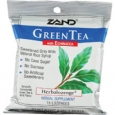 Zand Green Tea With Echinacea 15 Lozenges