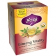 Yogi Tea - Wellness Tea - Ginseng Vitality (Pack of 12)