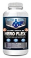 Hero Fuel HERO FLEX - Glucosamine Chondroitin MSM Supplement - Joint Support Supplement - Maximum Recommended Daily Dosage of Chondroitin Sulfate, 1200 mg and Glucosamine Sulfate, 1500 mg - With MSM (Methylsulfonoylmethane) 2000 mg - Improve Joint Health