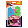Elmer's Project Popperz Repositionable Bright Paper Letters and Numbers, 300+ Gl