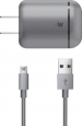 Just Wireless Usb Home Charger Tangle Space Gray