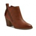 Women's Dv Jameson Double Zip Booties - Cognac 8