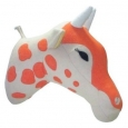 Giraffe Head Wall D Cor - Pillowfort