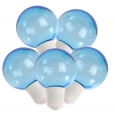 Globe Lights Blue - Spritz