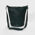 Women's Hobo Bucket Tote Handbag - Mossimo Supply Co. Dark Green