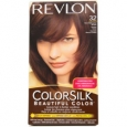 Revlon ColorSilk Beautiful Color #32 Dark Mahogany Brown Hair Color (1 Applicati