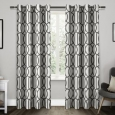 ATI Home Trincity Grommet Top 84-inch Curtain Panel Pair
