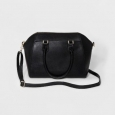 Women's Wing Satchels - Mossimo Black