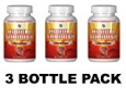 Hoodia Gordonii UltraZax Extreme Weight Loss System (3 Bottle Pack)