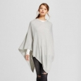 Women's Poncho - A Day Gray