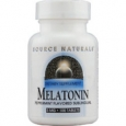 Source Naturals Melatonin Peppermint 5 mg - 100 Tablets