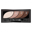 CoverGirl Eye Shadow Quads, Notice Me Nudes 700, .06 oz