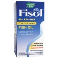 Fisol Fish Oil 500 MG 180 Softgels