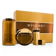 Bvlgari Aqva Amara Coffret: Eau De Toilette Spray 100ml/3.4oz + Shampoo & Shower Gel 200ml/6.8oz + Eau De Toilette Spray 15ml/0.5oz 3pcs