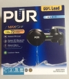 Pur Basic Maxion Water Filtration System Clean Sensor Monitor Black Finish