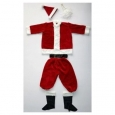Adult Red Santa Suit Costume L/xl - Wondershop&153;