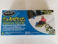 Rave_02715 Shredz Inflatable, Braided Nylon Rope Steerable Snow Sled