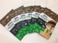 Lot Of 6 Triple Masking Kit Say Yes To Coconut, Cucumbers, Charcoal Mud Mask