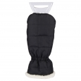 Wash Glove Wemco, Black, Wash Glove