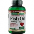 Nature's Bounty Cholesterol Free Fish Oil 1000 mg - 135 Softgels