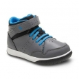 Toddler Boys' Surprize By Stride Rite Damarian High Top Sneakers - Gray 6