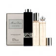 Christian Dior Miss Dior Eau De Parfum Refillable Purse Spray (New Scent) 3x20ml0.67oz