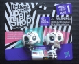 Littlest Pet Shop Special Collection Black & White 3- 2packs