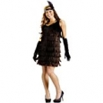 Flapper Costume - Small/Medium - Dress Size 2-8