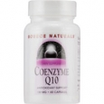 Source Naturals Coenzyme Q10 100 mg - 60 Capsules