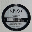 Brand New-sealed Nyx Duo Chromatic Illuminating Powder - Dcip01 Twilight Tint