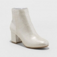 Women's Rivers Metallic Booties - A Day Silver 6.5
