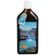 The Very Finest Fish Oil Orange 16.9 Fluid Ounces Liquid