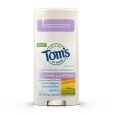 Tom's of Maine Women's Long Lasting Natural Aluminum Free Deodorant Stick Beauti