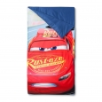 Sleeping Bag Cars Disney Blue