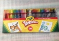Crayola Twistables Colored Pencils & Crayons 40pc