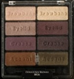 Black Radiance Eye Appeal Collection Palette 8026 Downtown Browns