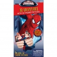 32ct Valentine's Day Spider-Man Thumb War Cards, Multi-Colored