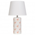 Column Table Lamp Flamingo (Includes CFL bulb) - Pillowfort, Moonlight Jade